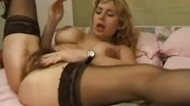 Blaue Strumpfhose footjob / gratis porno ü50 Sperma auf Nylonfüßen