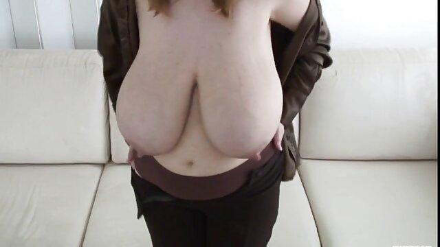 LaNovice Amateur Französisch Blonde pornos mit frauen über 50 MILF Bekommt Ihre Löcher Gefüllt Mit Großen Schwanz - AMATEUREURO